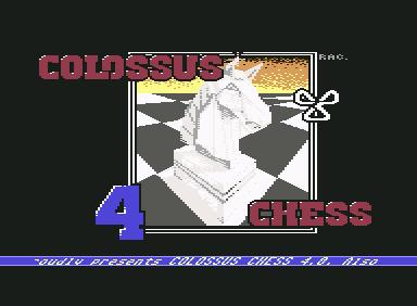 Colussus 4.0 - C64 Game