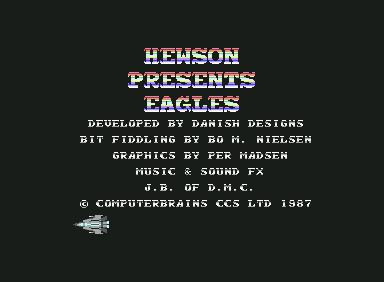 Eagles - C64 Game