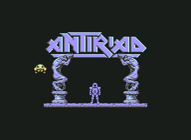 Antiriad - C64 Game