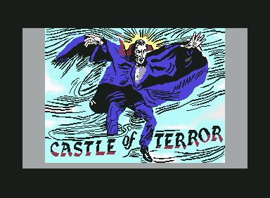 Castle Of Terror - C64 Game