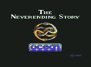 Neverending Story - C64 Game