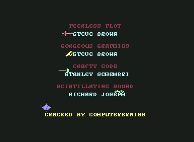 Cauldron II - C64 Game
